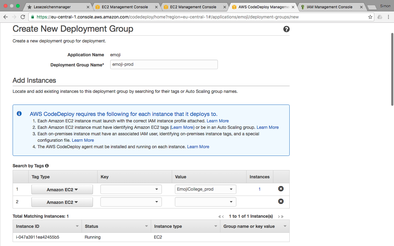 Continuous Integration with Travis CI and Amazon Webservices